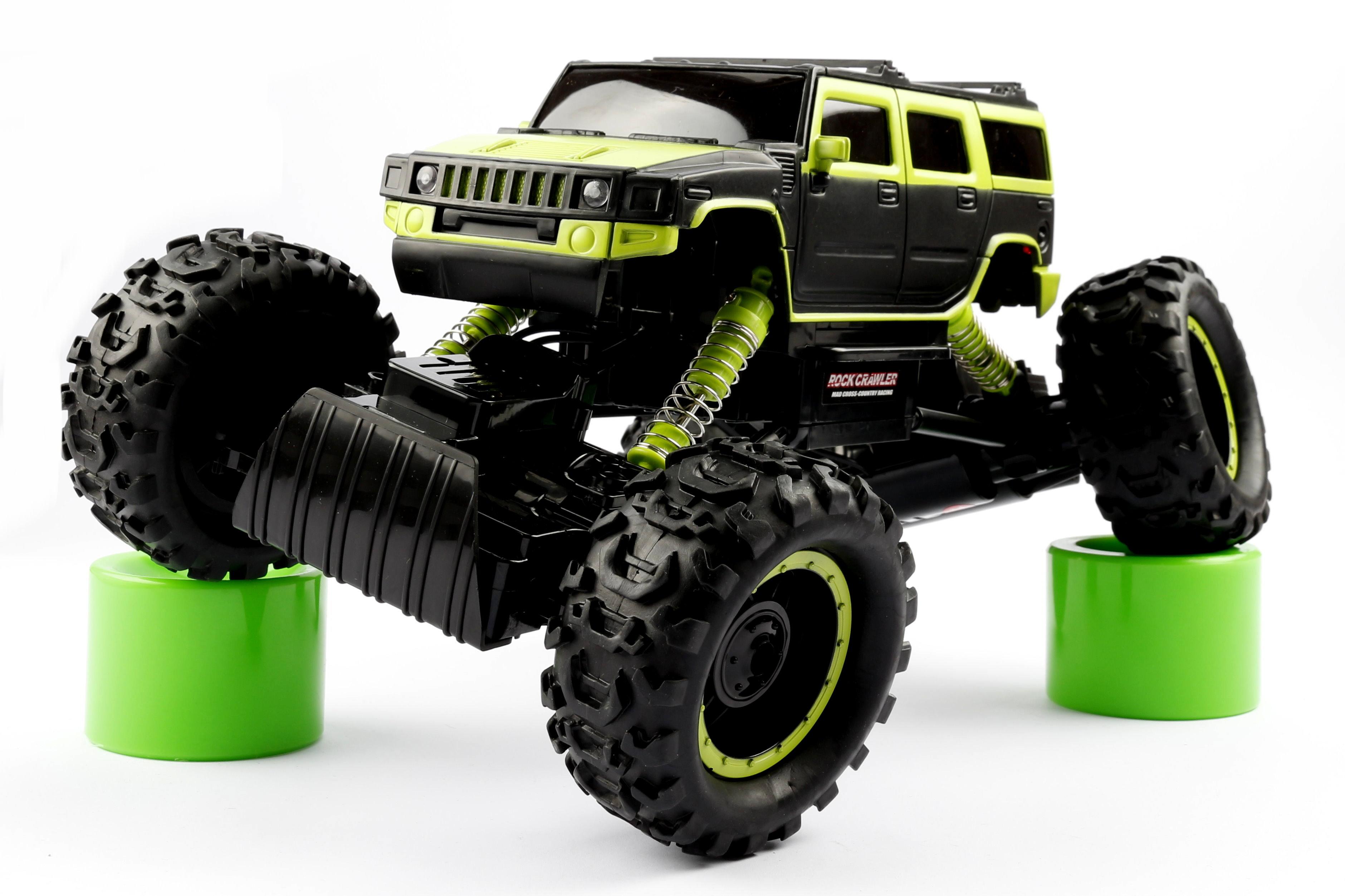 Ferngesteuertes Auto f?r Kinder  XL Rock Crawler (3 Modelle, je nach