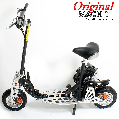 sattel f r mach1 benzin b scooter modell 3 10 e scooter. Black Bedroom Furniture Sets. Home Design Ideas