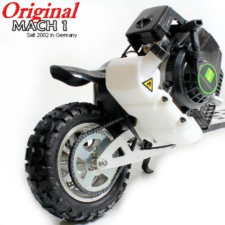 mach1 benzinscooter modell 10 mit 71ccm motor ped. Black Bedroom Furniture Sets. Home Design Ideas