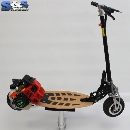 31ccm 4 takt motor mit 1 ps f r mach1 benzin scooter ebay. Black Bedroom Furniture Sets. Home Design Ideas