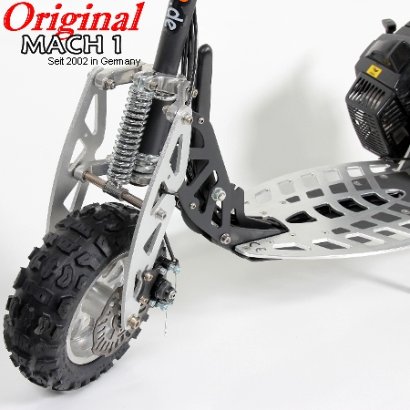 mach1 benzinscooter modell 10 mit 71ccm motor ped. Black Bedroom Furniture Sets. Home Design Ideas