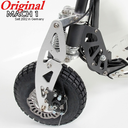 mach1 benzinscooter modell 8 mit 71ccm motor ped powerboard benzin scooter go ebay. Black Bedroom Furniture Sets. Home Design Ideas
