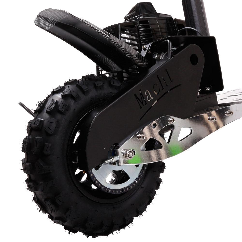 benzin scooter 71ccm 2 takt motor powerboard b scooter. Black Bedroom Furniture Sets. Home Design Ideas