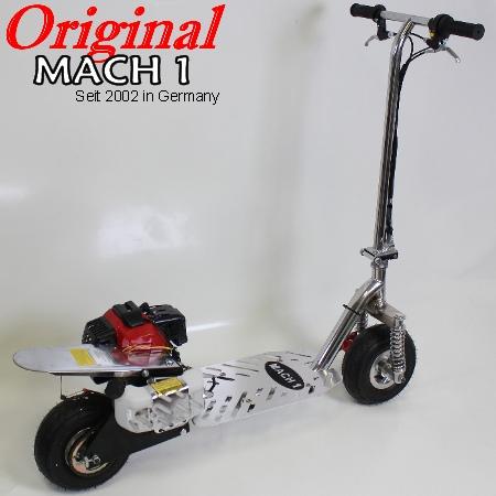 mach1 monopattino 49cc motore benzina ped mini moto. Black Bedroom Furniture Sets. Home Design Ideas
