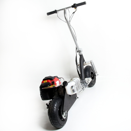 mach1 benzin scooter powerboard mit 49ccm motor. Black Bedroom Furniture Sets. Home Design Ideas