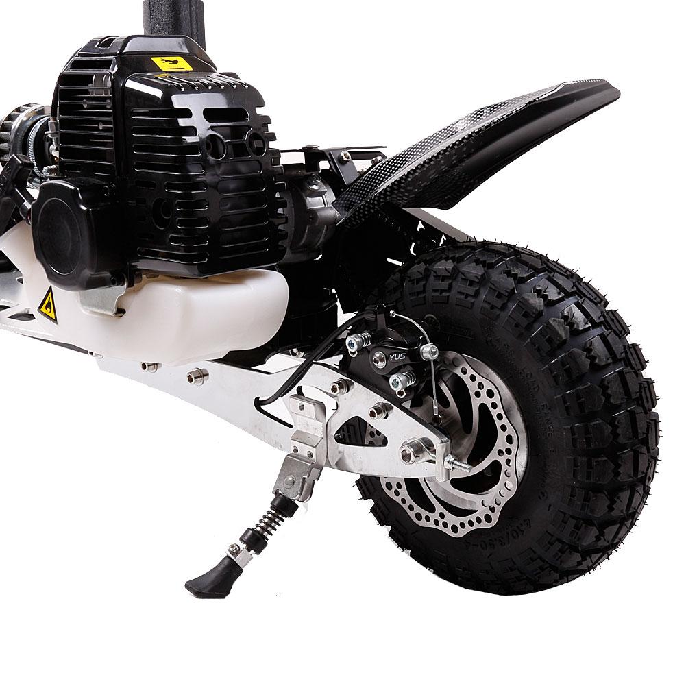 benzin scooter 49ccm 2 takt motor powerboard b scooter. Black Bedroom Furniture Sets. Home Design Ideas