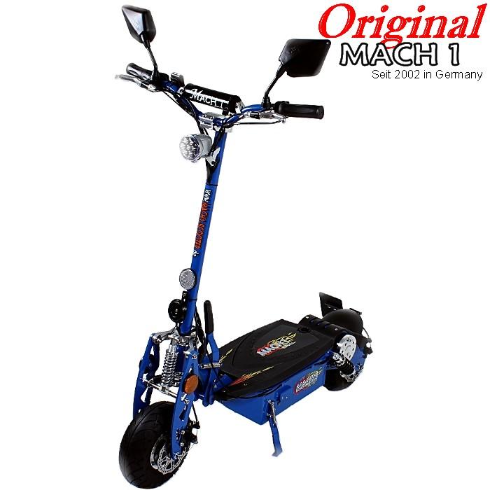 mach1 e scooter 1000w mit strassen zulassung moped. Black Bedroom Furniture Sets. Home Design Ideas