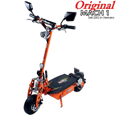 mach1 e scooter 1000w mit strassen zulassung moped elektroscooter elektro roller ebay. Black Bedroom Furniture Sets. Home Design Ideas