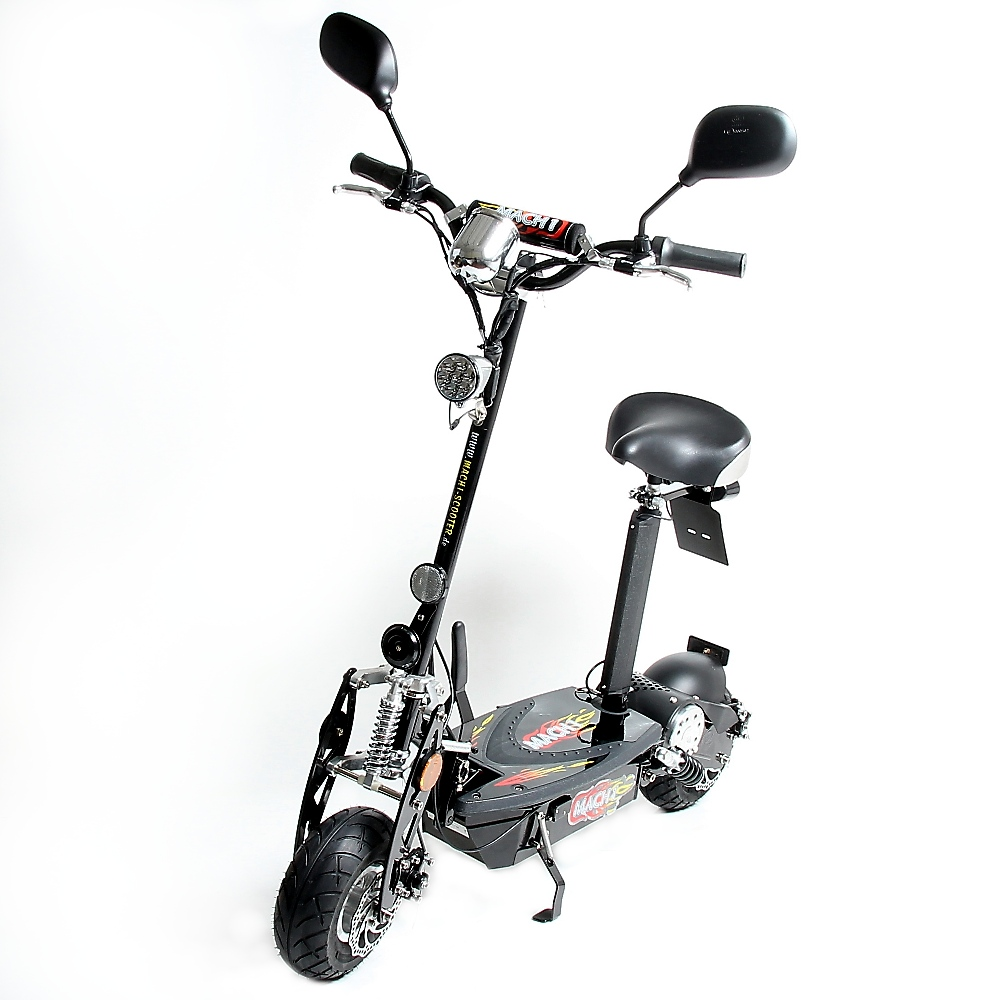 mach1 e scooter mit strassenzulassung mofa. Black Bedroom Furniture Sets. Home Design Ideas
