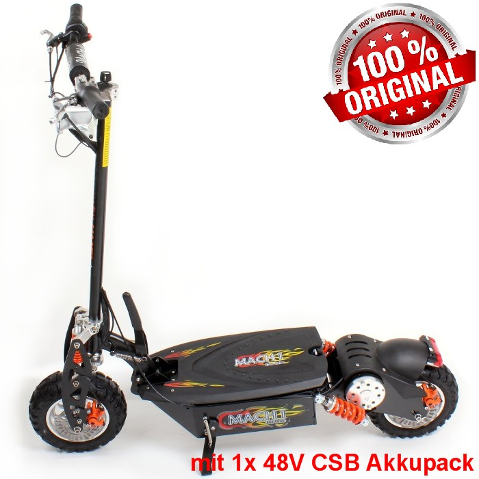 mach1 modell 9s 1700 e scooter elektroscooter elektro. Black Bedroom Furniture Sets. Home Design Ideas