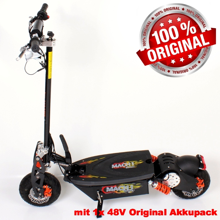 mach 1 modelo 9 1700 e scooter elektroscooter elektro. Black Bedroom Furniture Sets. Home Design Ideas