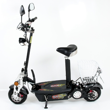 mach1 e scooter 48v 500w mit strassen zulassung. Black Bedroom Furniture Sets. Home Design Ideas