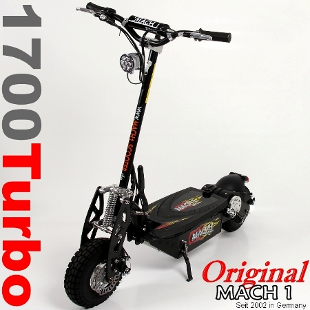 mach1 48v 1000w e scooter elektroscooter elektro roller. Black Bedroom Furniture Sets. Home Design Ideas