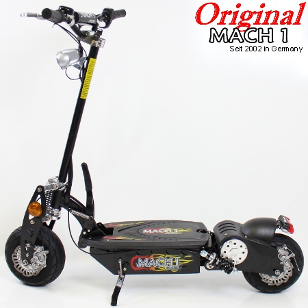 mach1 e scooter elektroscooter elektro roller 600watt. Black Bedroom Furniture Sets. Home Design Ideas
