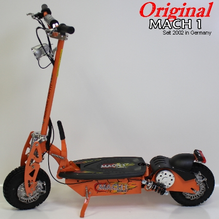 1000 watt mach1 e scooter elektroscooter elektro roller. Black Bedroom Furniture Sets. Home Design Ideas