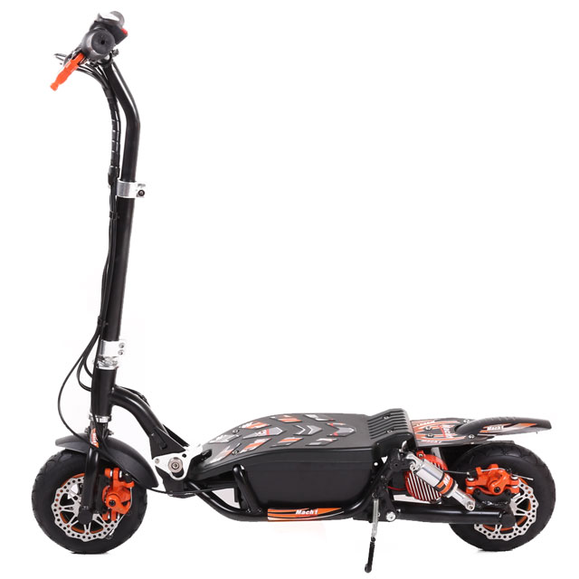 mach1 elektro scooter 300w 24v 10ah li ion akku roller e scooter turbo eco 1818. Black Bedroom Furniture Sets. Home Design Ideas