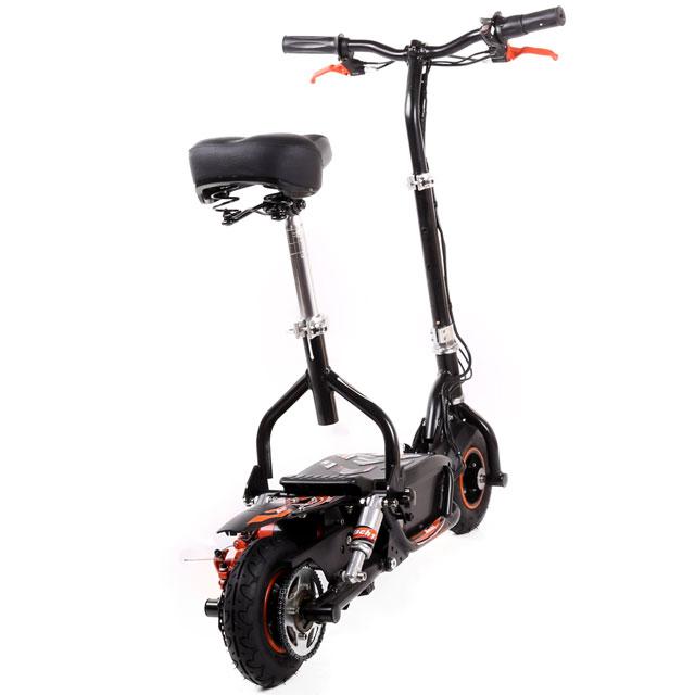 mach1 elektro scooter 300w 24v 10ah li ion akku roller e. Black Bedroom Furniture Sets. Home Design Ideas