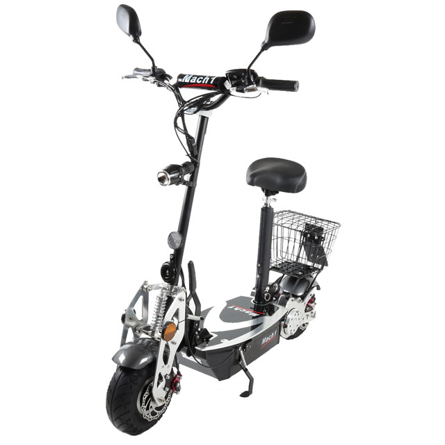 mach1 e scooter 48v 1000w strassen zulassung moped elektro scooter roller 1774 ebay. Black Bedroom Furniture Sets. Home Design Ideas