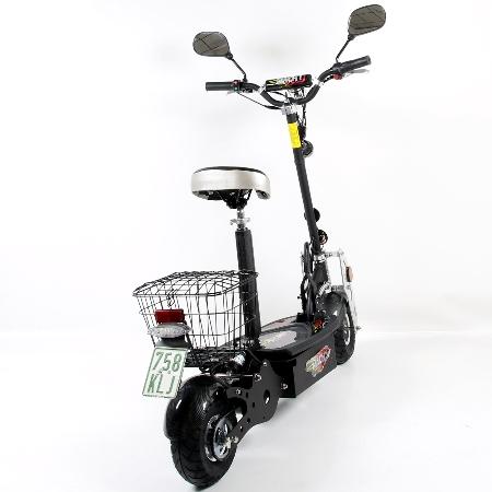 mach1 e scooter 48v 1000w strassen zulassung moped elektroscooter roller 1775 ebay. Black Bedroom Furniture Sets. Home Design Ideas