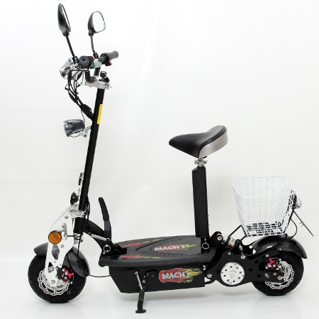 mach1 e scooter 48v 1000w mit strassen zulassung moped. Black Bedroom Furniture Sets. Home Design Ideas
