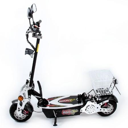 pin elektro moped roller mit zulassung scooter 50kmh. Black Bedroom Furniture Sets. Home Design Ideas