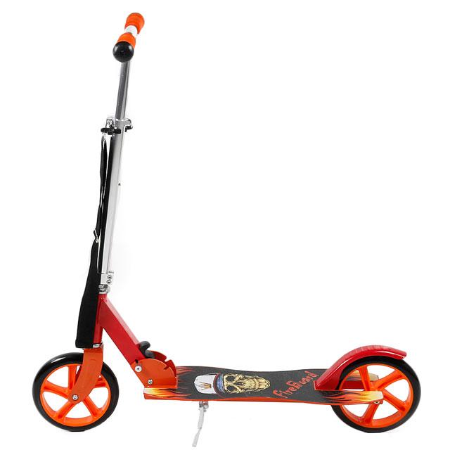 funtomia kickscooter kinderroller scooter roller cruiser. Black Bedroom Furniture Sets. Home Design Ideas