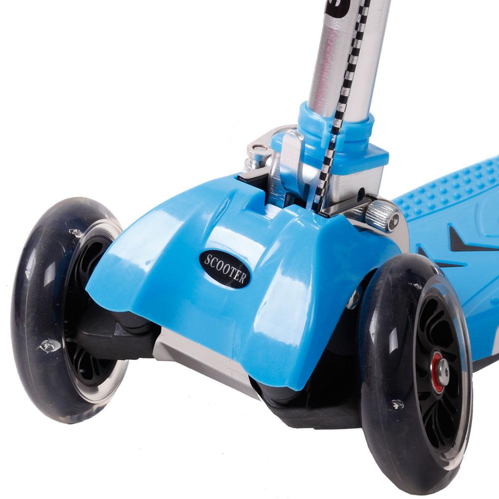 funtomia led kinderroller scooter roller cruiser kick jump. Black Bedroom Furniture Sets. Home Design Ideas