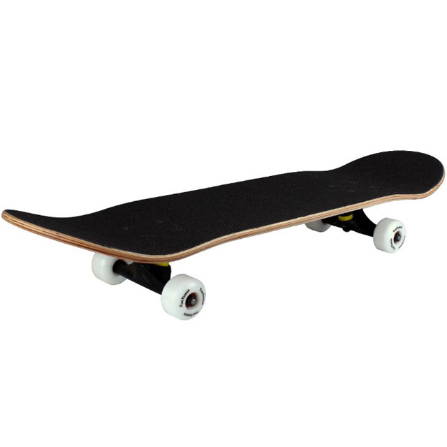 funtomia skateboard kanada ahornholz mit abec 11. Black Bedroom Furniture Sets. Home Design Ideas